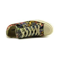 Converse Chuck Taylor All Star Floral Womens Low Top Sneakers ($74.92)