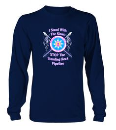 """# Standing Rock Water is Life No DAPL .  ***HOW TO ORDER?1. Select style and color2. Click """"Buy it now""""3. Select size and quantity4. Enter shipping and billing information5. Done! Simple as thatClick """"Buy it now"""" to Choose Size.Buy 2 or more and save on shipping!Plz Share this with your friends! Thanks!"""