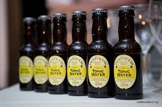 Fentimans Tonic Water - Makes the best vodka & tonic!