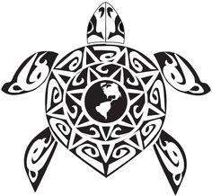 shoulder turtle tattoo turtle tattoos polynesian and. Black Bedroom Furniture Sets. Home Design Ideas