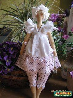 chef doll pattern