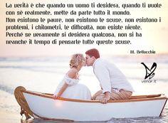 Quando sono presenti le scuse... non è presente l'amore