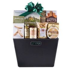 Executive Thank You Basket. See more gifts at www.pro-gift-baskets.com!