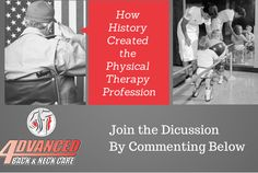 Memorial Day: How History Created the Physical Therapy Profession  #History #PhysicalTherapy