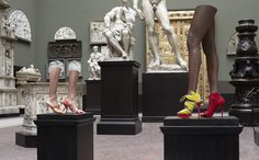 Fancy footwork - Telegraph
