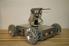 Mechatronic Tank « Beatty Robotics