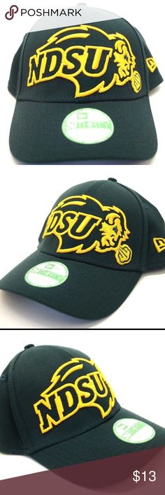 separation shoes f52da 2da61 Youth New Era North Dakota State 39Thirty Cap NEW!! Youth New Era North  Dakota