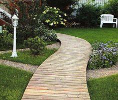 «Умная дорожка» в вашем саду