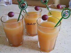 Recette Le pétillant aux agrumes. - notée 3,1 sur 5 par 77 internautes