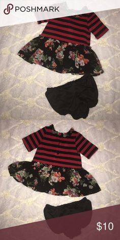 Pippa & Julie Dress *Like New* Pippa & Julie dress. Bloomers/Diaper Cover includes!!! Pippa & Julie Dresses Casual