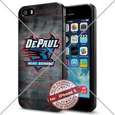iPhone 5S Case, iPhone 5 Case NCAA DePaul Blue Demons Logo Cool Case Smartphone Cover Collector Hard Case Black , http://www.amazon.com/dp/B01J2BFCKK/ref=cm_sw_r_pi_dp_x_N7nGzb84PNPMM