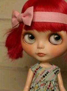 Blythe Dolls Pippi Calzelunghe