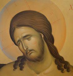 Greek Icons, Life Of Christ, Religious Paintings, Tsar Nicholas, Byzantine Icons, Orthodox Christianity, Orthodox Icons, Face, Christianity
