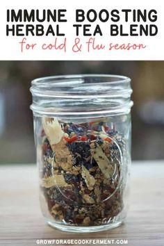 Healing Herbs, Medicinal Herbs, Natural Medicine, Herbal Medicine, Herbal Remedies, Natural Remedies, Herbs For Health, Health Heal, Elderberry Tea