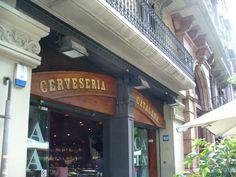 cerveceria catalana best tapas in barcelona nom nom