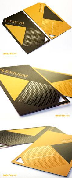 Black & Yellow Business Cards w/ Spot UV Collateral Design, Graphic Design Branding, Corporate Design, Identity Design, Visual Identity, Logo Design, Cool Business Cards, Business Card Logo, Business Card Design