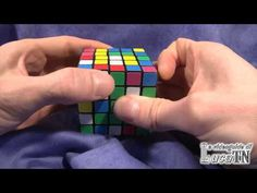 How to Solve a 5x5x5 Rubik's Cube - Part 1 - Centers - http://www.thehowto.info/how-to-solve-a-5x5x5-rubiks-cube-part-1-centers/
