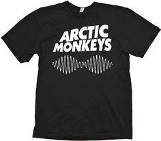 Artic Monkeys t shirt hipster rock kroq on Etsy, $7.99