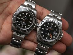 Which Rolex To Buy The Submariner Vs. Explorer II Watch Comparison Review #rolexofficial #watches #menswatches #submariner #explorer