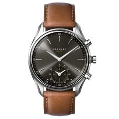 Kronaby premium connected watches with smart functionality. Be smart, look beautiful.