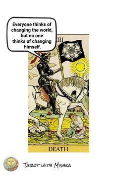 Tarot Cards Online, Online Tarot, Tarot Death, Rune Reading, Tarot Significado, Tarot Major Arcana, Daily Tarot, Tarot Card Meanings, Tarot Card Decks