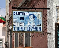 https://flic.kr/p/jhhuP | Lord Byron Cafe in Sintra Portugal