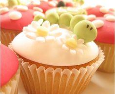 Cupcakes coccinelles 2