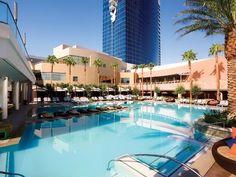 Palms Casino Resort in Las Vegas Las Vegas Strip, Palms Las Vegas, Las Vegas Hotel Deals, Las Vegas Resorts, Hotels And Resorts, Poker, Palm Resort, Cool Pools, Party