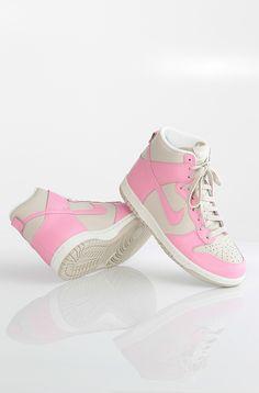 Nike Dunk High 08 LE kengät Pink Cooler/Birch-Sail 79,90 € www.dropinmarket.com