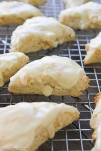Orange Creamsicle Scones | Baked in AZ