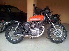 Yamaha SR 250 - Caferz.com