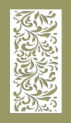 Stencils, Stencil Templates, Stencil Patterns, Stencil Designs, Pattern Art, Laser Cut Patterns, Front Gate Design, Door Gate Design, Decoration
