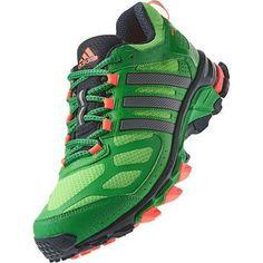 adidas Kanadia 7 Tr Gtx, Men's Derby Lace Up, Verde Black