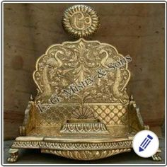 Brass  Singhasan   Email.lgmistry@gmail.com  Email.sureshmistry6@gmail.com  Ph.0265 2433193