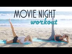 Having a movie night with your wedding party?! Push that coffee table to the side and work your entire body with this 10 minute toning routine.