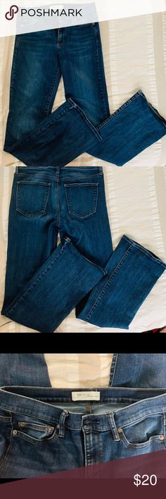 Gap Perfect Boot Jean POST BABY CLOSET CLEANOUT!!!  👖 Excellent condition!  Size 29R GAP Jeans Boot Cut Gap Jeans, Jeans And Boots, Cleaning Out Closet, Skinny Jeans, Best Deals, Pants, Baby, Things To Sell, Style