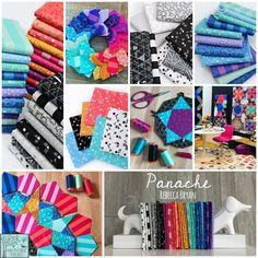 Rebecca Bryan - Panache Fabric Collection