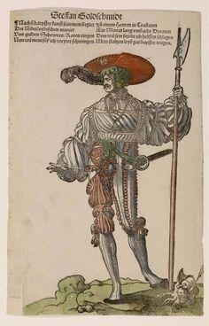 Steffan Goldschmitt, c.1530, Peter Flötner