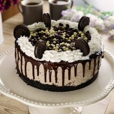 Rico Oreo Cheesecake without Oven