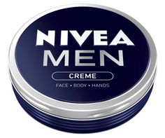 Even Men need to pamper there skin sometimes.  A FREE sample of NIVEA MEN creme for Face, Body and Hands is just what He needs for Fall.