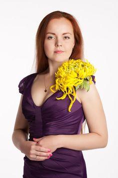 """Купить Цветы из ткани - Хризантема """"Королева Лимонии"""" - цветы из ткани, цветы, брошь-цветок"""
