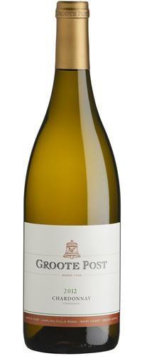 Groote Post Unwooded Chardonnay - tasted 2010 vintage