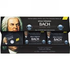 Complete Works of J. S. Bach (Edition Bachakademie): Amazon.de: Musik
