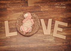 Inspiration For New Born Baby Photography : Newborn photography/ newborn girl/ photo ideas Baby Girl Pictures, Newborn Pictures, Baby Photos, Newborn Poses, Newborn Session, Newborns, Children Photography, Newborn Photography, Photography Ideas