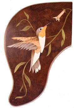 modele de marqueterie l oiseau marquetry pattern the bird 0 dessins coloriages pinterest. Black Bedroom Furniture Sets. Home Design Ideas