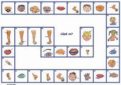 totnens-juguem-joc-oca4 Spanish 1, Spanish Lessons, Learning Spanish, Preschool Education, Preschool Learning, The Kissing Hand, English Games, Educational Games, Teaching English