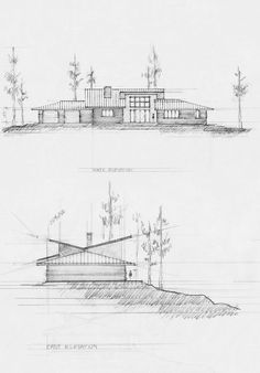 Roberto Carlos Ramírez→The Lake House/ Sketches