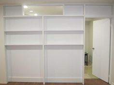 Room Dividers NY - Bookcase Partition