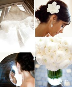 Planner: Avis at Carillon Weddings® Florist: Events by Nouveau Flowers Catering: Townsend Catering