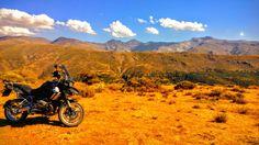 La moto de Anthony GS, desde Granada. ¿Aún no has colgado tu foto en el foro? http://ow.ly/Bvkf3074bK8 #bmwmotos #bmwmotorrad